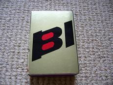 Braniff(ブラニフ)のトランプケース